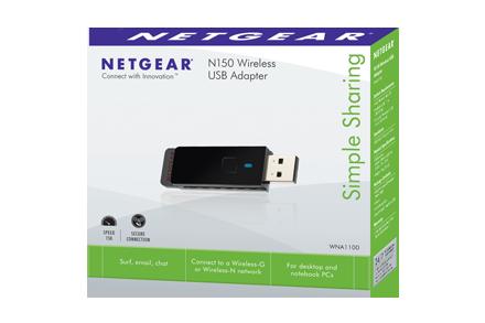 NETGEAR N150 WIRELESS USB ADAPTOR WINDOWS 7 X64 DRIVER