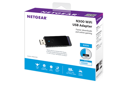 NETGEAR WIRELESS N300 USB ADAPTER WNA3100 WINDOWS VISTA DRIVER DOWNLOAD