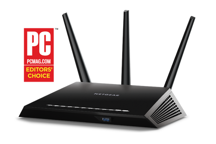 Router WiFi inteligente Nighthawk