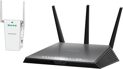 Nighthawk DST Router & DST Adapter