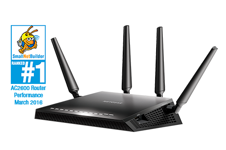 Игровой WiFi-роутер Nighthawk X4S Smart