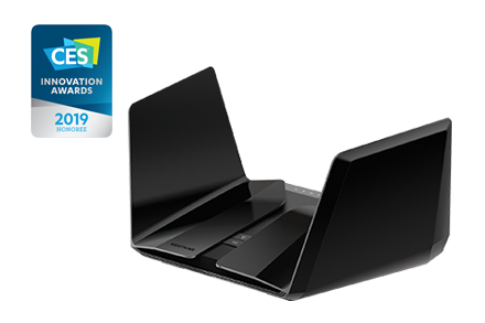 Nighthawk AX12 12-Stream WiFi Router