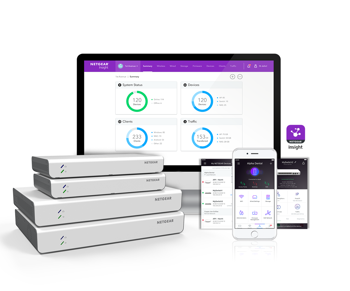 Gigabit Switch Series - GC108P | Insight Managed Smart Cloud
