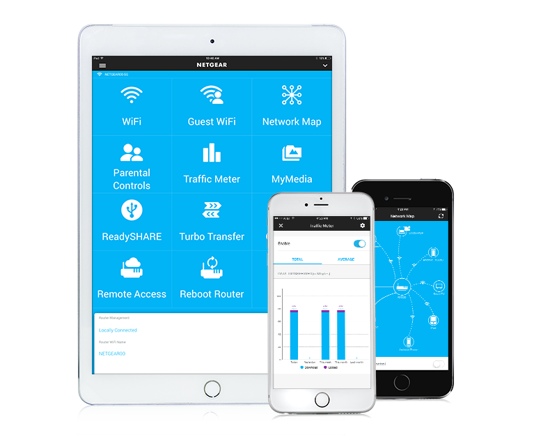 genie app for smartphone