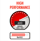 icon - HIGH PERFORMANCE 600