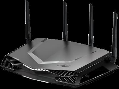 NETGEAR WNR2000v1 Router 64 BIT