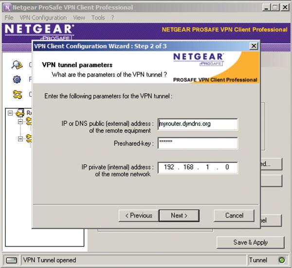 VPNG01L – ProSAFE VPN Client Professional Software (Single license)